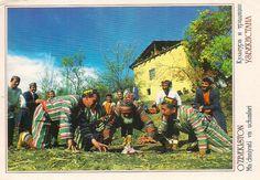 Traditional game in Uzbekistan