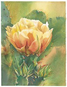 Jeanne Bonine   WATERCOLOR