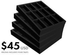 store - Toy-Gear Action Figure Archival Trays For Display For Storage Display Ideas, Wall Shelves, Trays, Nerdy, Action Figures, Bathroom, Storage, House, Washroom