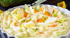 #Zelfgemaakte #eiersalade is niet alleen onwijs lekker maar ook leuk om te doen. Je kunt de eiersalade smeren op een cracker of op plakjes komkommer en tomaat. De smaak gaat goed samen met andere voedingsmiddelen en het aantal koolhydraten zijn minimaal.