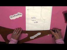 Alta Costura ´para NIÑOS clase # 3 Talle para Niña talla 4 - YouTube