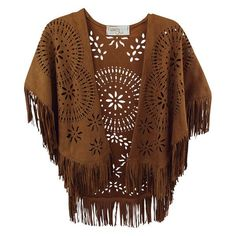 Have your fashionista making a true statement in our Fringe Kimono! Made of Faux Suede fabric, super comfy, while still being so stylish! Perfect to pair with out leggings or ruffle jeggings! Stylish Kids Fashion, Toddler Fashion, Toddler Outfits, Kimono Fashion, Boho Fashion, Girl Fashion, Boho Outfits, Girl Outfits, Cute Outfits