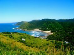 Port Saint Johns, view of beach from village, South Africa I Am An African, Blood And Bone, Has Gone, South Africa, Southern, Heart, Places, Water, Outdoor