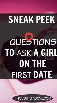 asking girl questions dating sites