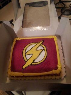 Flash cake!