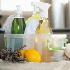 The Best Homemade Cleaning recipes. Avoid harmful chemicals and save money with effective homemade household cleaners using this collection of simple recipes. Homemade Cleaning Supplies, Cleaning Recipes, Cleaning Hacks, Homemade Products, Cleaning Caddy, Cleaning Spray, Diy Products, Cleaners Homemade, Diy Cleaners