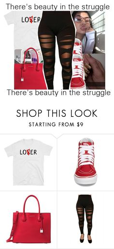 A fashion look from January 2018 featuring t shirts, vans shoes and michael kors crossbody. Browse and shop related looks. Lit Outfits, Lazy Day Outfits, Teen Girl Outfits, Dope Outfits, Everyday Outfits, Classy Outfits, Outfits For Teens, Summer Outfits, Casual Outfits