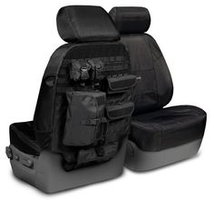 Coverking Tactical Seat Covers, these are awesome