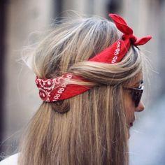 8 peinados con bandana que debes probar - IMujer