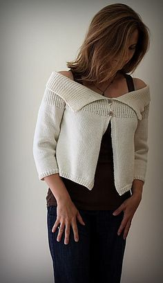 for when i am brave enough to knit a sweater. perfect for work