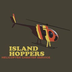 Island Hoppers by derP