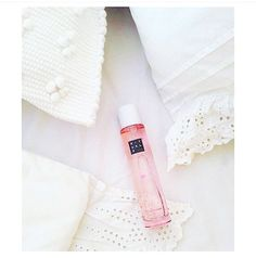 Celebrate each day as a new beginning with floral scents of cherry blossom by applying the Ritual of Sakura Bed and Body Mist to your body, bed sheets and around the home.