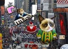 The way the Macy's Thanksgiving Parade should have been....