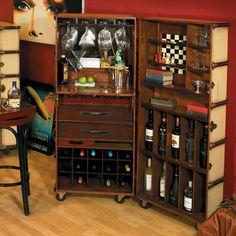 Ivory Stateroom Bar