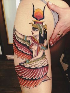 51 Awesome Egyptian Tattoo Ideas For Men and Women