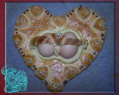 Cudduraci -biscotti pasquali-