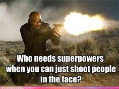 funny celebrity pictures - Samuel L. Jackson