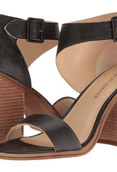 Kelsi Dagger Brooklyn Mayfair (Black) Women's Shoes - Kelsi Dagger Brooklyn, Mayfair, MAYFAIRDL-001, Footwear Open General, Open Footwear, Open Footwear, Footwear, Shoes, Gift, - Fashion Ideas To Inspire