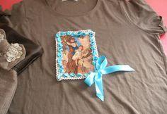 Nueva camiseta o una camiseta como nueva.
