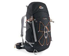 Lowe Alpine AirZone Pro 35:45 (Black/Pumpkin) - http://hikingbackpack.hzhtlawyer.com/lowe-alpine-airzone-pro-3545-blackpumpkin/