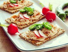 15 nápadů na rychlou večeři do 10 minut 21st, Bread, Brot, Baking, Breads, Buns