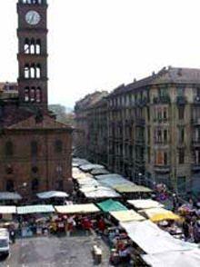 Mercato Crocetta Torino