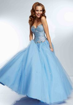 Trendy Ball Gown Sweetheart Floor-length 2014 New Style Ball Gown Dress at Storedress.com