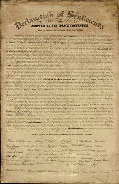 declaration of sentiments the declaration of sentiments was a  declaration of sentiments the declaration of sentiments was a petition for women s rights signed in 1848 by 68 women and 32 men the convention wa