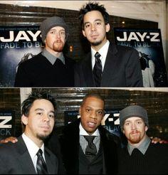 Fade to Black premiere 2004 Mike Shinoda Dave Farrell
