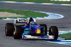 1997 Norberto Fontana - Sauber C16