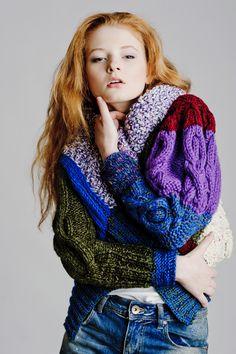 KAROLINA SCIPNIAK knitwear