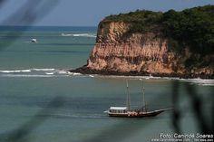 Praia dos Golfinhos, Tibau do Sul (RN)