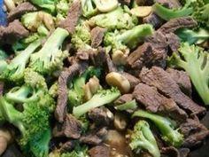 Imagem da receita Carne com brócolis