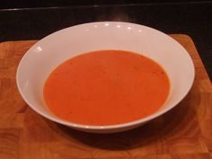 A delicious warming soup stacked with vitamins & minerals. Perfect when you have a cold.