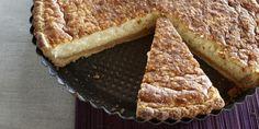Boodschappen - Zoete rijsttaart met speculaaskruidenbodem Dutch Recipes, Sweet Recipes, Baking Bad, Pie Cake, Cake Cookies, Cupcakes, No Bake Desserts, Baked Goods, Food And Drink