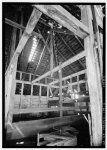 17.  Historic American Buildings Survey Lester Jones, Photographer February 26, 1940 BARN FRAMING - Homeplace Plantation, River Road, Hahnville, St. Charles Parish, LA