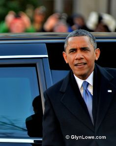 U.S. President Barack Obama - 2013 Presidential Inauguration Day by Glyn Lowe Photoworks, via Flickr