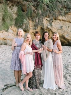 Photography: Luna de Mare Photography - lunademarephotography.com   Read More on SMP: http://www.stylemepretty.com/2016/05/02/an-oceanside-wedding-planned-in-4-months-flat/