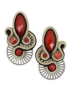 Earrings by Dori Csengeri