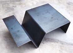 #etsy shop: Steel Coffee Low Table|Urban|Industrial Furniture|Lounge|Sofa|Custom|Storage|Computer|Danish|Rustic|Metal|Loft|Modern|Minimal|Side table| http://etsy.me/2nES6Ok #furniture #black #industrialutility #steeltable #lowcoffeetable #lowtable #urbancoffeetable #c