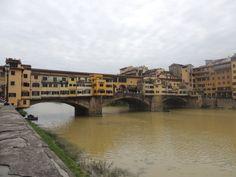 El ponte vecchio, Firenze