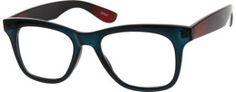 Chic Square Eyeglasses & Sunglasses