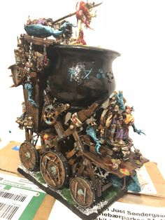 Post with 61 votes and 6536 views. Tagged with skaven, warhammerfantasy; Cauldron of 1000 Poxes counts as a Pendulum Warhammer Skaven, Warhammer Aos, Warhammer Fantasy, Chaos Daemons, Fantasy Figures, Cauldron, Tabletop Games, Miniture Things, Trending Memes