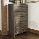 Found it at Wayfair - Juararo 5 Drawer Chest by Ashley  $339.09 List Price: $371.29  You Save: $32.20 (9