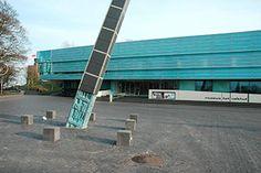 Museum Het Valkhof - een van de locaties waar dit jaar Biennale Gelderland plaatsvindt. www.biennalegelderland.nl