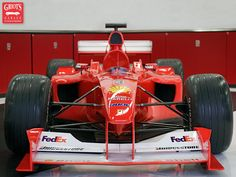 Ferrari F1-2000.