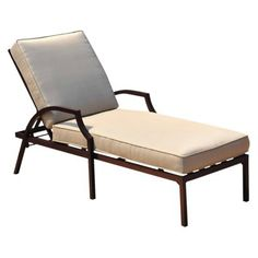 Target Home™ Gable Metal Patio Chaise Lounge  sc 1 st  Pinterest : target chaise lounge - Sectionals, Sofas & Couches