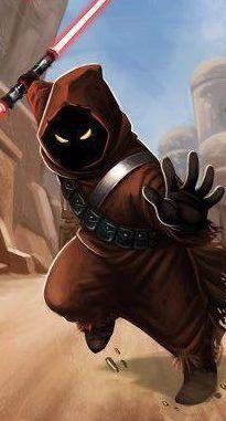 Jawa Dark Jedi--> IS THIS POSSIBLE????