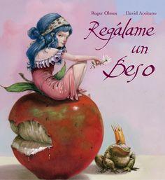 Regálame un beso para esta noche, por si me cuesta dormir. Que sea dulce, por si hace frío y no estás conmigo. Que sea valiente, por si acaso. Envuélvelo como quieras: con palabras o caricias, con una mirada o un rubor a juego con este lazo rojo que desato. Regálame un beso que no se gaste... http://rogerolmos.blogspot.com.es/ http://rabel.jcyl.es/cgi-bin/abnetopac?SUBC=BPSO&ACC=DOSEARCH&xsqf99=1771572