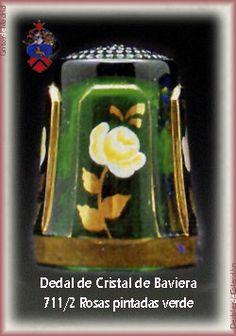 Dedal de cristal de Baviera